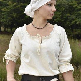 Bluse Anne, natürliche