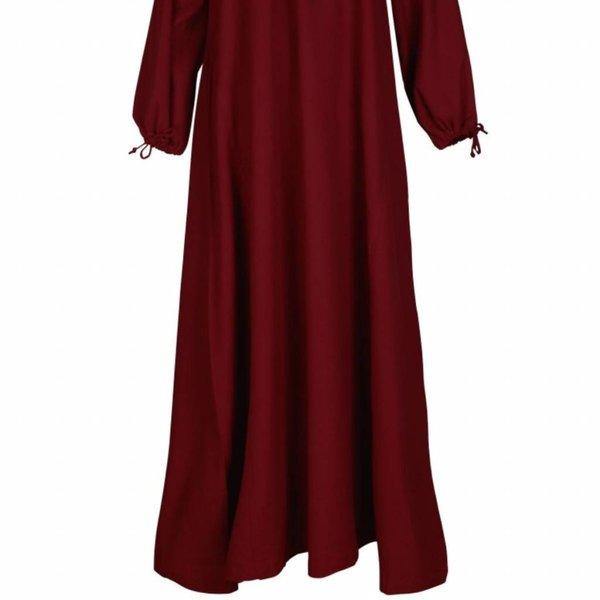 Medieval skift Matilda, vinrød