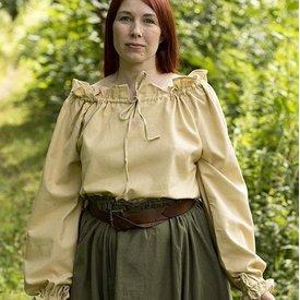 Epic Armoury Pirate blouse Reid, beige