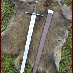 Hand-and-a-half sword Oakeshott type XIIIa, battle-ready (blunt 3 mm)