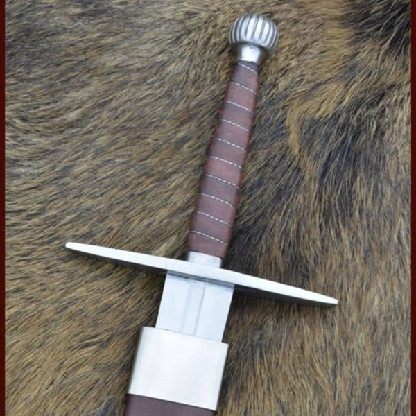 Deepeeka Hand-and-a-half sword Oakeshott type XIIIa, battle-ready