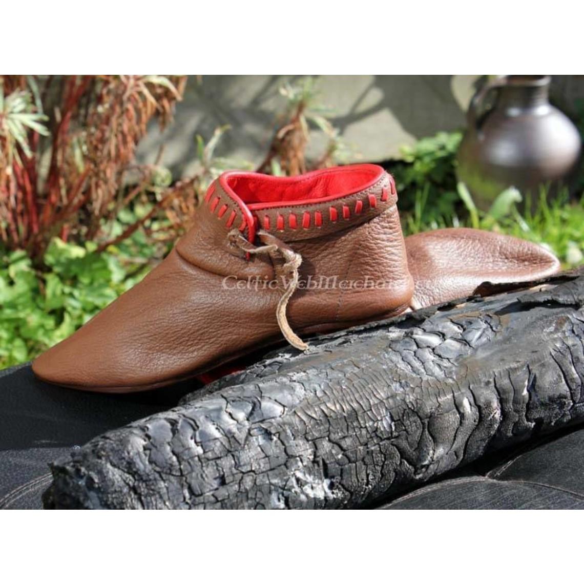 Marshal Historical dekoreret ankelstøvler