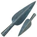 Fer de lance celtique, La Tène