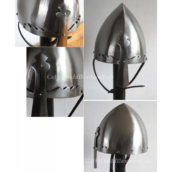 Ulfberth Casque à nasal, St Wenceslaus