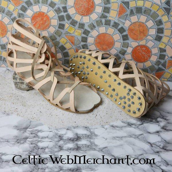 Deepeeka Griekse sandalen Odysseus