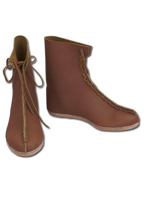 Auxiliae boots Vindolanda 3rd-4th century AD