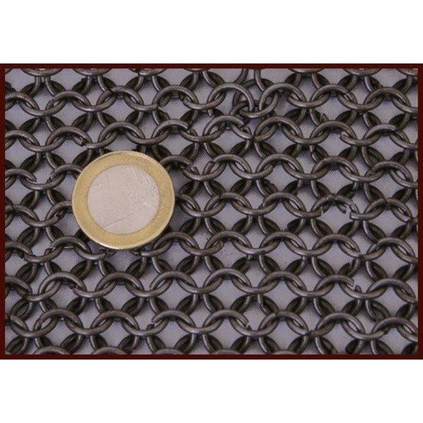 Ulfberth cota de malha de manga comprida, 8 mm