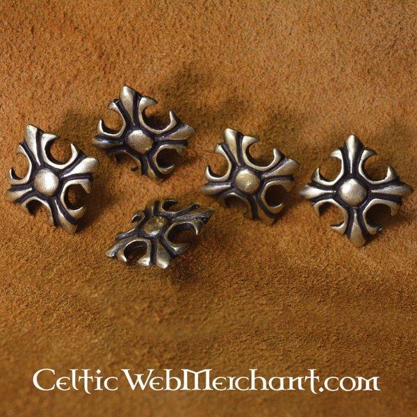 Middelalder lilje (sæt med 5 stykker)