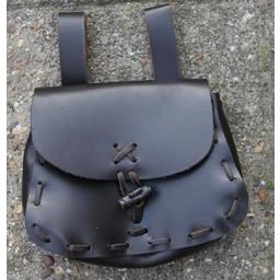dunkle Tasche