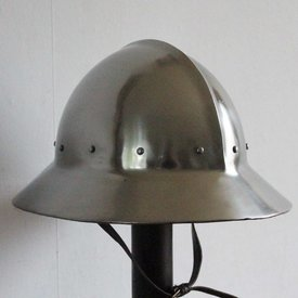 Ulfberth Kettle hat, 14th century