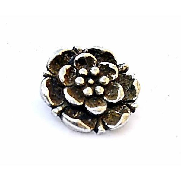 Tudor rose belt fitting (set of 5 pieces)