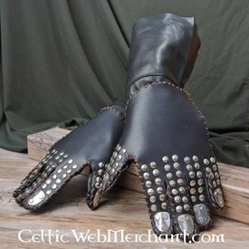 Rękawice z płytkami