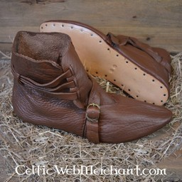 Scandinavian ankle boots (1300-1400)