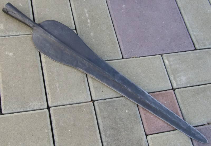 Fer de lance celtique (125-100 avt JC)