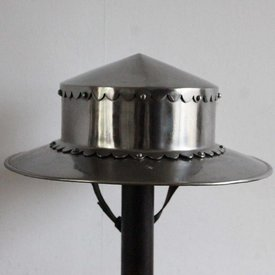 Ulfberth 14th century kettle hat
