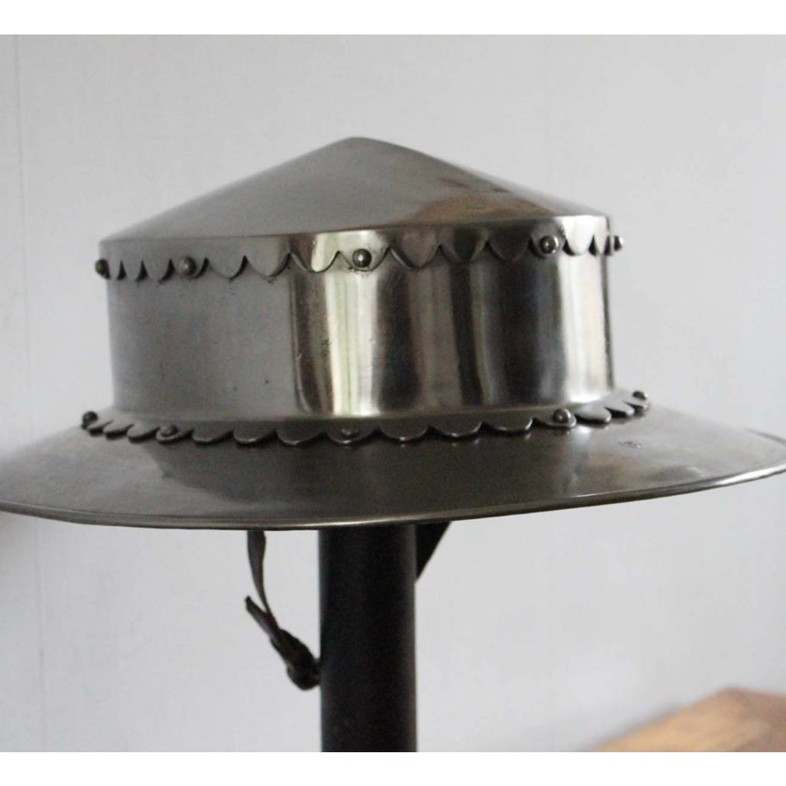 Ulfberth Cappello d'arme del XIV secolo