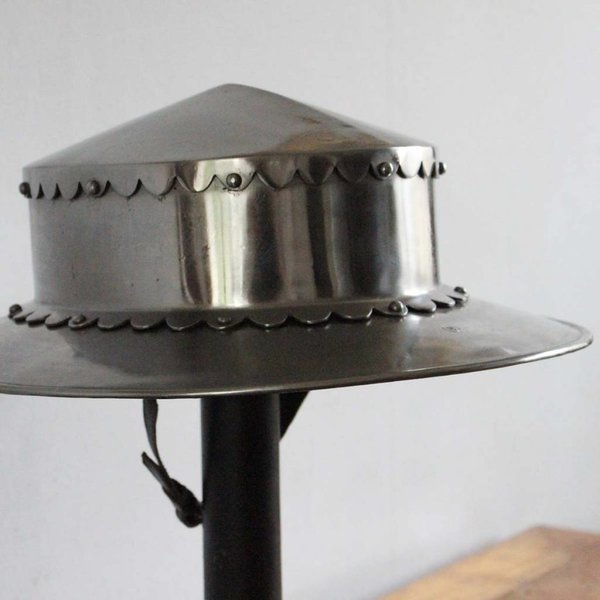 Ulfberth 14th century kettle hat