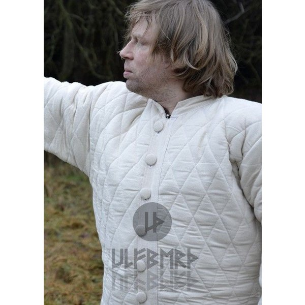 Ulfberth Lang slagkofte med Knapper