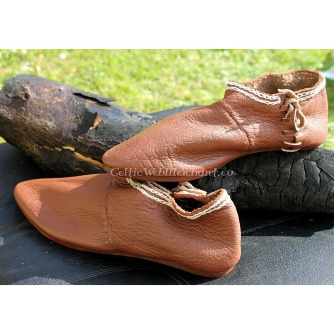 Marshal Historical Zapatos Normandos (1150-1350)