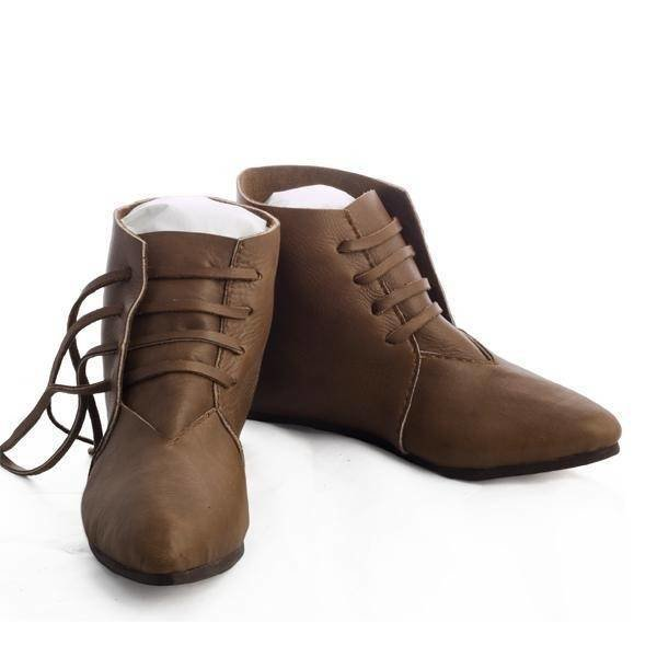 Marshal Historical Ankle boots (1300-1600)