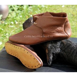Medieval ankle boots