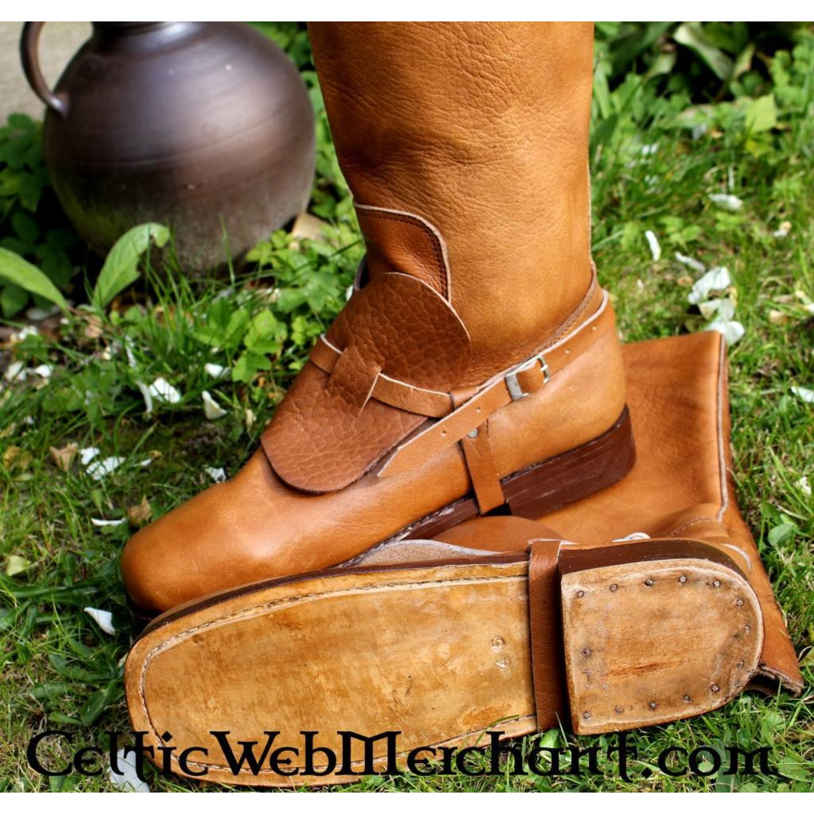 Marshal Historical Musketeer boots