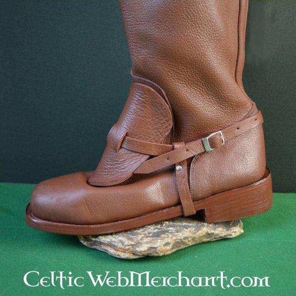 Marshal Historical musketer støvler