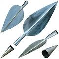 Iron Age spjuthuvud