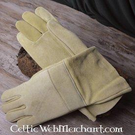 polstrede handsker
