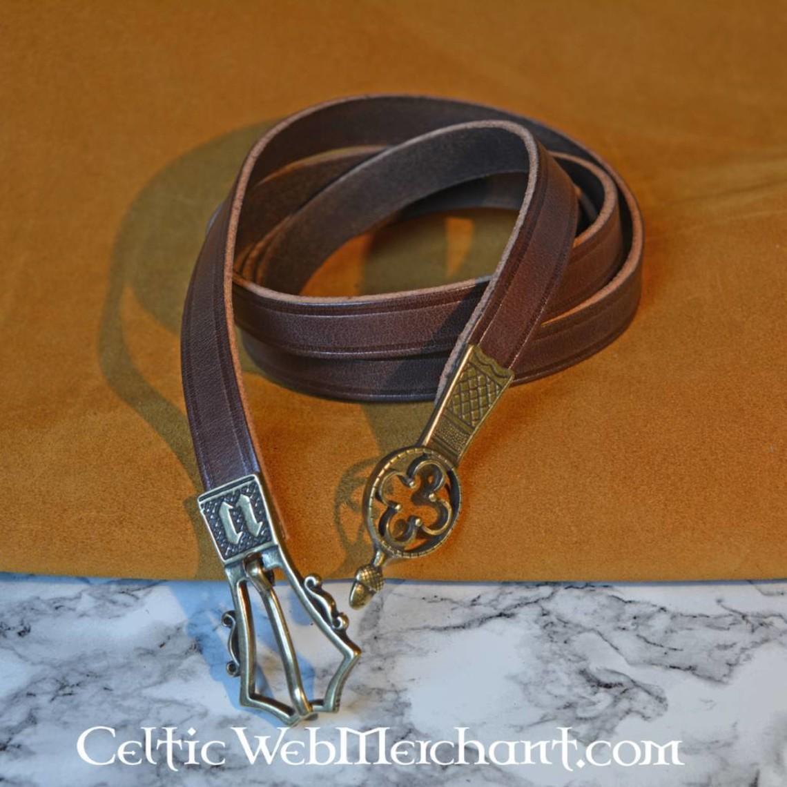 Cintura gotica con cintura