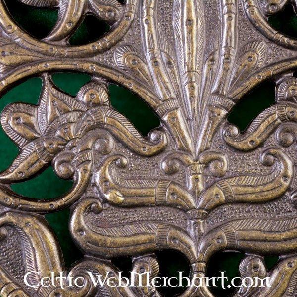 Tasdecoratiee 10th Century Karos-Eperjesszög