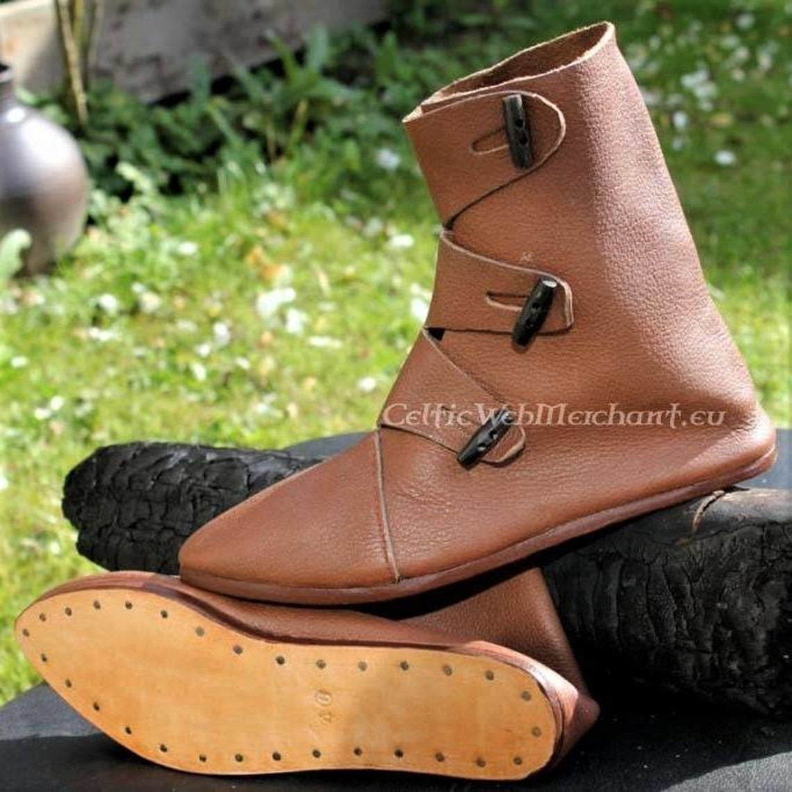 Marshal Historical Viking boots Jorvik