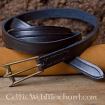 Marshal Historical Belt with long buckle (1300-1500)