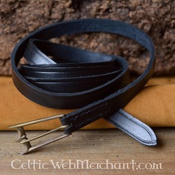 Gürtel mit langer Schnalle (1300-1500)
