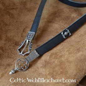 Luxe Gotische riem