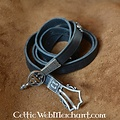 Cinturón gótico de lujo