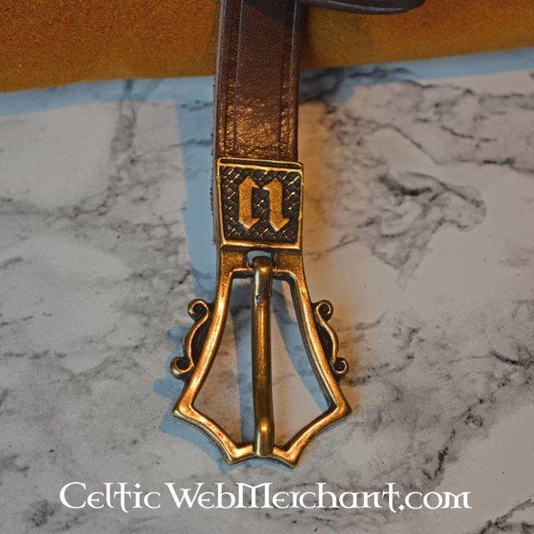 14. Jahrhundert Gothic Gürtel