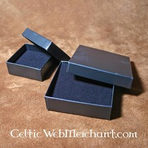 Amulet runda Celtic węzeł, posrebrzane