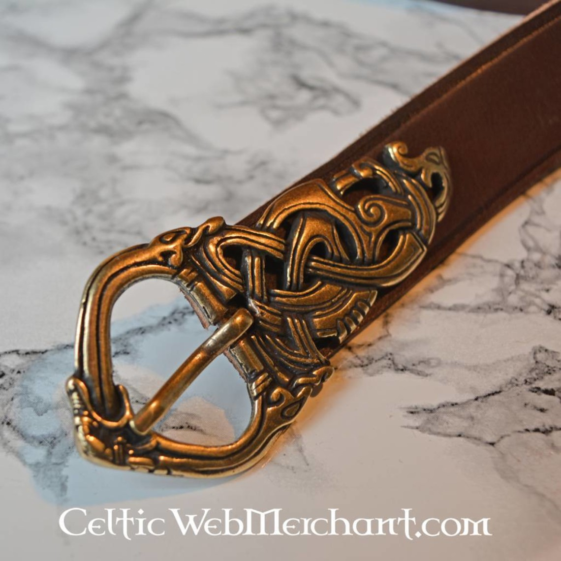 Vikingo cinturón Jellinge