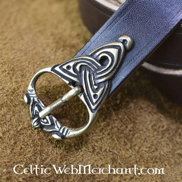 Vikingebælte Borre stil