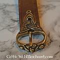 Cinturón Vikingo estilo Borre lujo