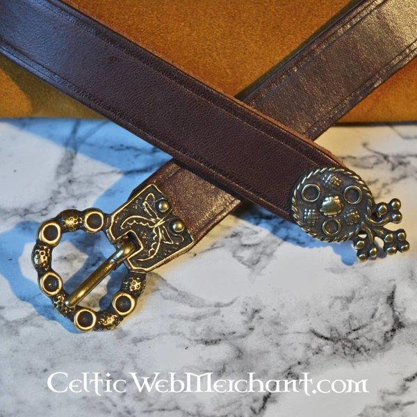 15th century belt with belt end London