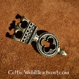 Cinturón gótico de 3 cm.