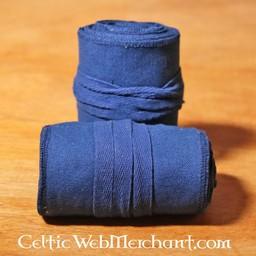 Beinwickel Ubbe, blau