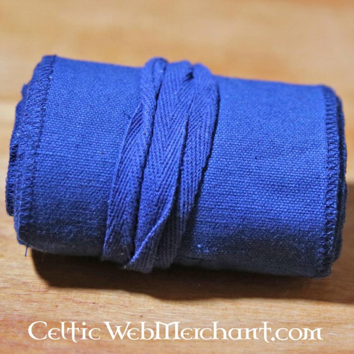 Benlindor Ubbe, blå