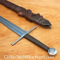 Półtora miecza, gotowy do walki