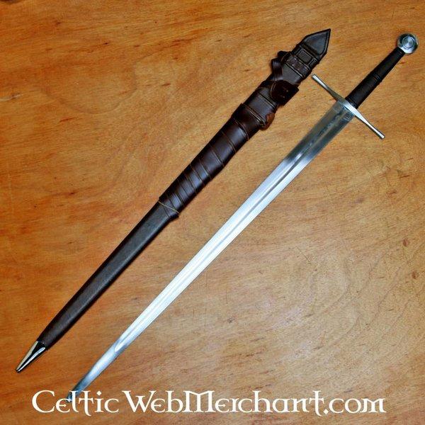 Red dragon Półtora miecza, gotowa do boju, hartowana