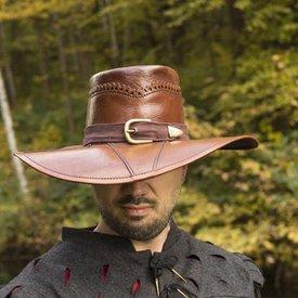 Epic Armoury Hat Bohanan, brązowy