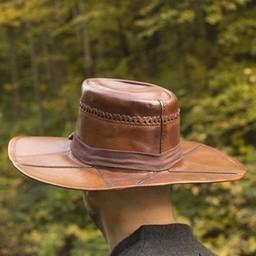 Hat Bohanan, brown