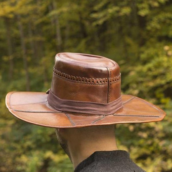 Epic Armoury Hat Bohanan, brown